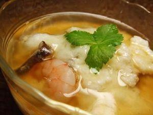 京都の美味しいかぶら蒸しが有名