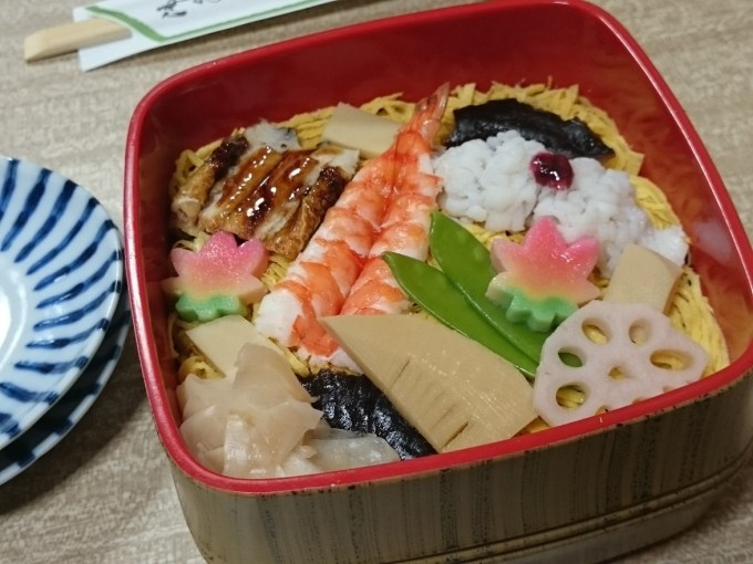 京都でちらし寿司の持ち帰りをするならこのお店