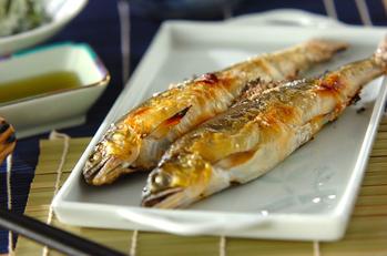 東京池袋で鮎の塩焼きを食べるならこのお店