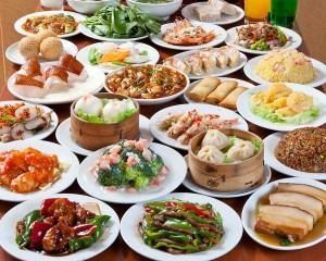 新橋銀座で中華食べ放題なら福盈門の新橋店