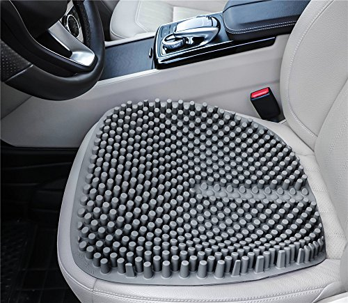 Hylaea Gel Auto Seat Cushion Pad for Car Office Chair