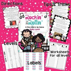 Rockin & Rollin' Dice Game