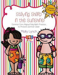 Staying Sharp in the Sunshine - Preventing Summer Slide