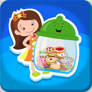Lucky to be in first smart cookie math