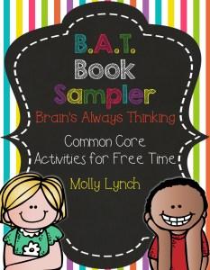 B.A.T. Book Sampler