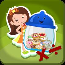 Smart Cookie Math Multiplication App