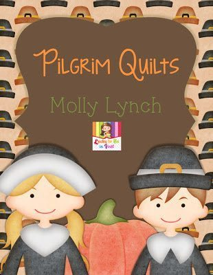 Pilgrim Quilts - Lucky to Be in First