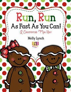 Gingerbread Unit | Run, Run As Fast As You Can - A Gingerbread Unit by Lucky to Be in First