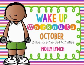 October Wake Up Workouts | Lucky to Be in First