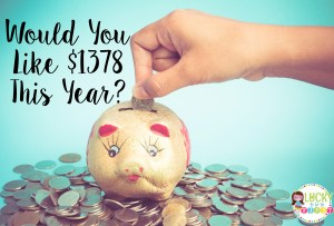 Money Savings Challenge Lucky to Be in First Blog