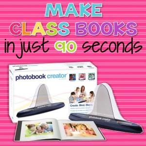 Make Class Books in 90 Seconds!