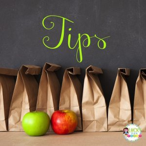 Looking for new ideas for your teacher lunchbox? Check out these easy & delicious lunch ideas! Tips for making lunches!