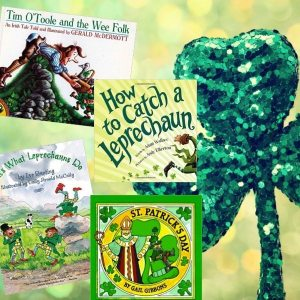 St. Patricks' Day Book Suggestions Lucky to Be in First