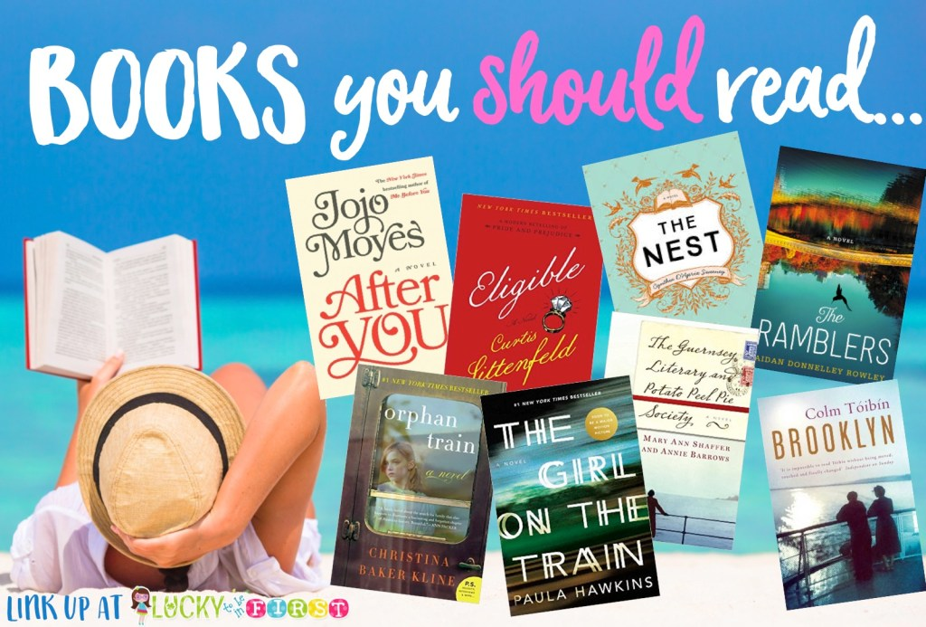 2016 Summer Reading List Lucky to Be in First Books You Should Read