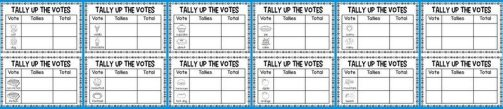 tally-sheets-election-activities-lucky-to-be-in-first