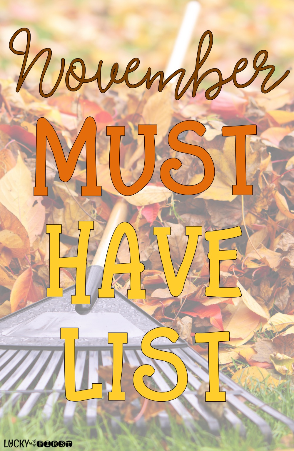 Check out November's Must-Have List! I've got a new favorite jewelry obsession, great author to follow & the subscription box I can't live without!