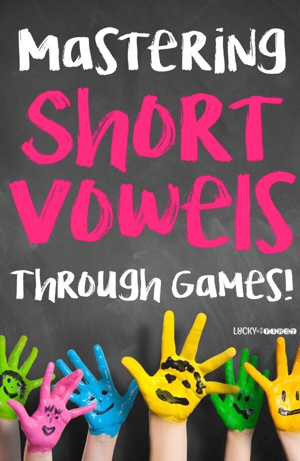 Mastering Short Vowels Through Games! Learning tricky Short Vowels doesn't have to be hard! Check out how I use games to reinforce the short vowel sounds in many different ways!
