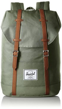 Herschel Green Backpack