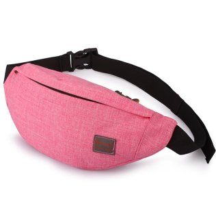 Tinyat Pink Bum Bag