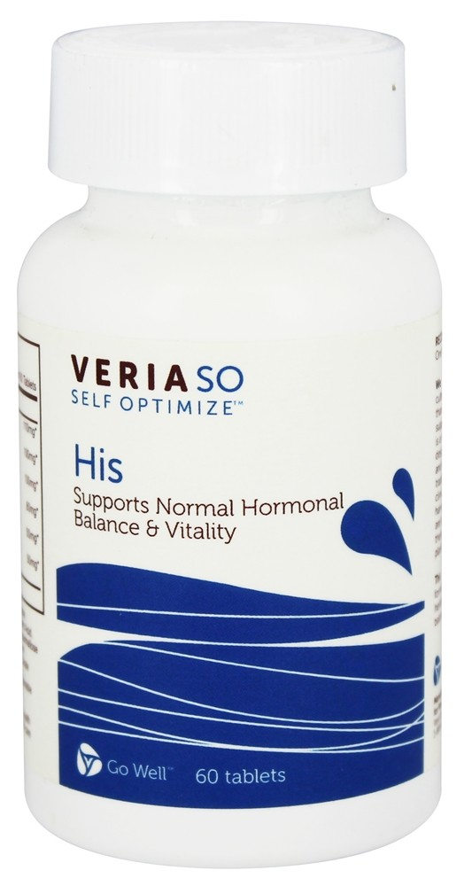 buy veria so his hormonal balance for men 60 tablet s at