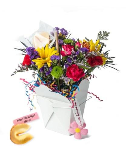 Birthday Blast Lucky You Flowers