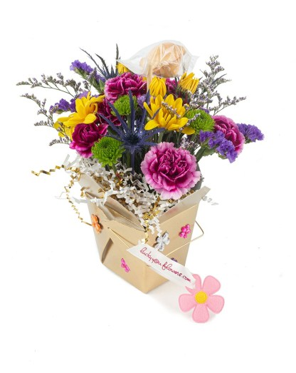 The Crown Lucky You Flower Arrangement