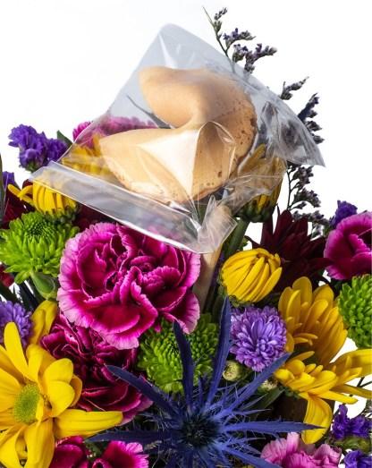 The Warrior Lucky You Flower Arrangement
