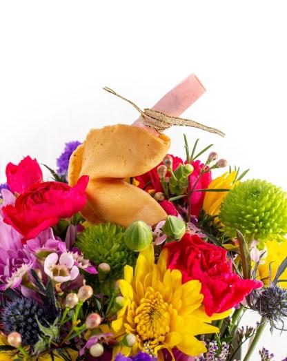 Graduation Lucky You Flower Arrangement