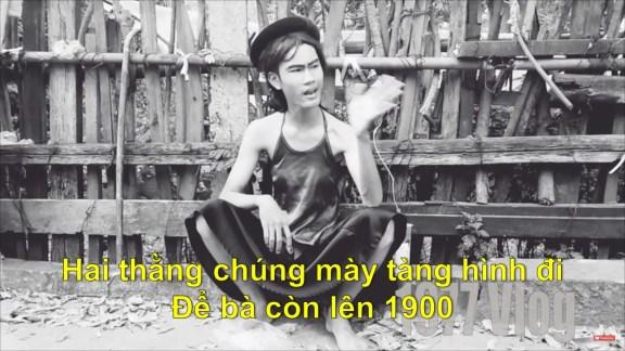 Hai thằng chúng mày tàng hình đi để bà còn lên 1900 - 1977 Vlog meme
