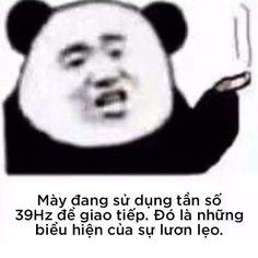 Mày đang sử dụng tần số 39Hz để giao tiếp. Đó là những biểu hiện của sự lươn lẹo - Baozou Manhua meme - Meme Gấu trúc Trung QuốcMày đang sử dụng tần số 39Hz để giao tiếp. Đó là những biểu hiện của sự lươn lẹo - Baozou Manhua meme - Meme Gấu trúc Trung Quốc