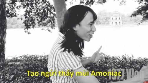Tao ngửi thấy mùi Amoniac - 1977 Vlog meme