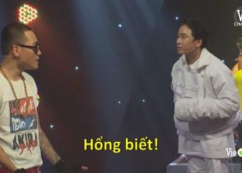 Lucloi.vn_Hổng Biết - Wowy / Rap Việt meme