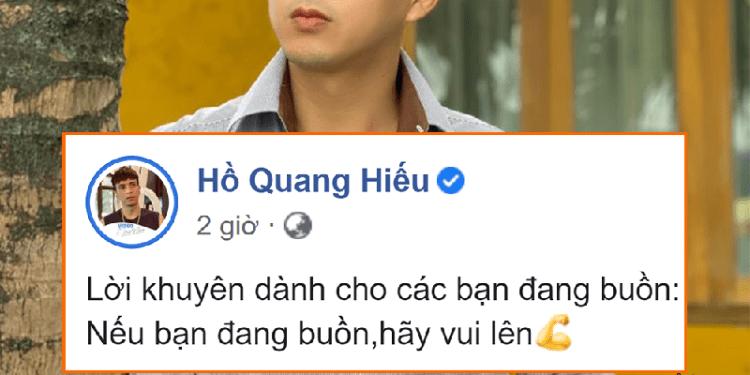 lucloi.vn_Hồ Quang Hiếu_Nếu Bạn Đang Buồn, Hãy Vui Lên