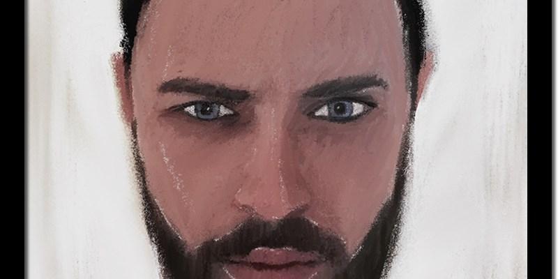 Amaël / Luc Pallegoix, 2016. Encre pigmentaire sur papier Moab blanc 300 gr. Disponible en grand format |50 x 70 cm 5 ex.| ou moyen format |A4 ou Lettre 10 ex.|