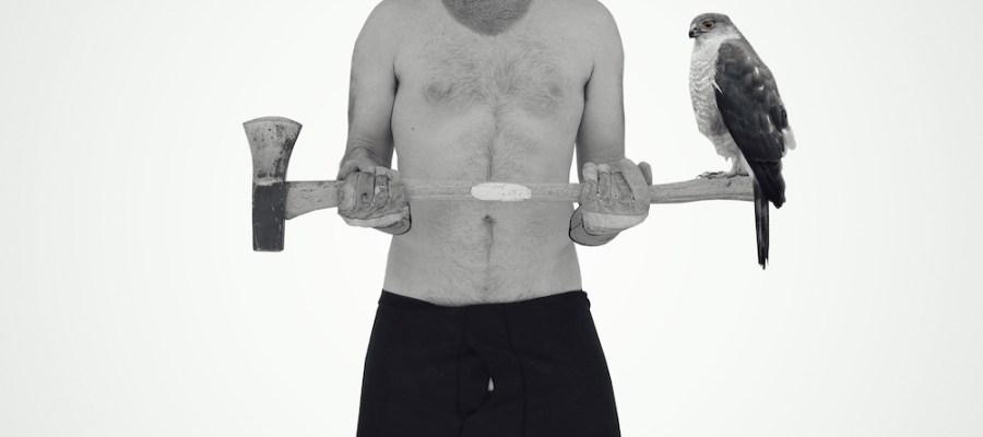 La hache et la fente / Luc Pallegoix, 2016. Encre pigmentaire sur papier Moab blanc 300 gr. Disponible en grand format |50 x 70 cm 5 ex.| ou moyen format | 8,5″ x 11″ 10 ex.|. Trois autres numéros sont réservés pour des très grands formats.