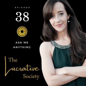 Mindie Kniss - The Lucrative Society podcast