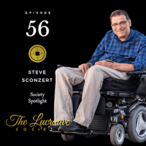 Steve Sconzert TLS podcast