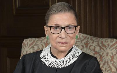 Ruth Bader Ginsberg and Our Lack of Progress