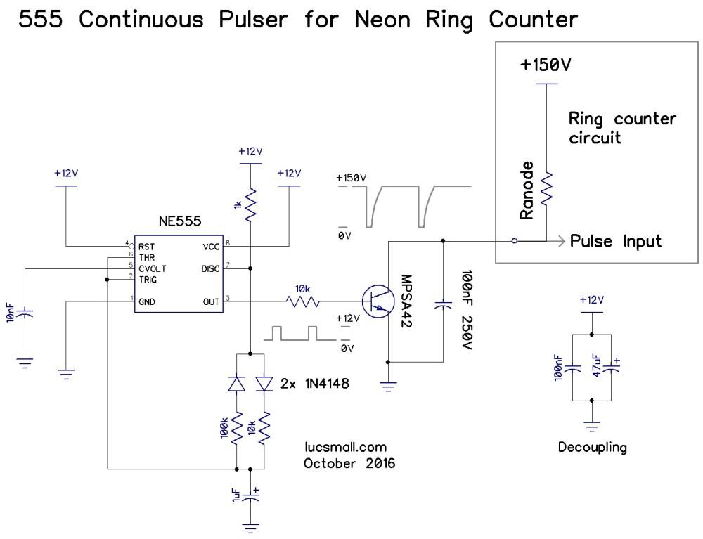 medium resolution of continuous pulsing circuit