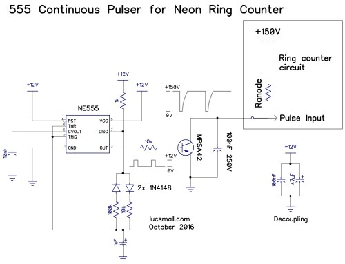 small resolution of continuous pulsing circuit