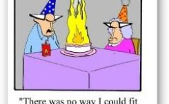 Funny Birthday Cartoon Funny Picture