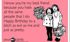 Funny Ecards Funny Birthday Cards For Best Friends We Heart It Amy Lyons