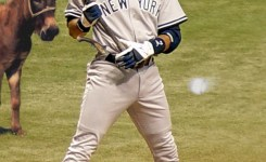Mexican Import To The New York Yankees