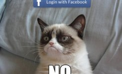 Whenever Im Asked To Login With