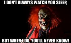 Scary Clown Memes Image Memes At Relatably Com