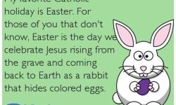 Funny Quotes About Easter Holiday