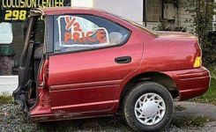 Half Car Half Price Cool Fun Pics Cool Funny Pictures And P Os