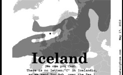 From Eyjafjallajokul With Love Iceland We Owe You Cash We Have