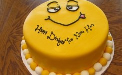 Write Name On Cake Funny Cake For Kids With Name