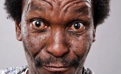 Download Silly Funny Face Stock Image Image Of Eyes Dark Complexion